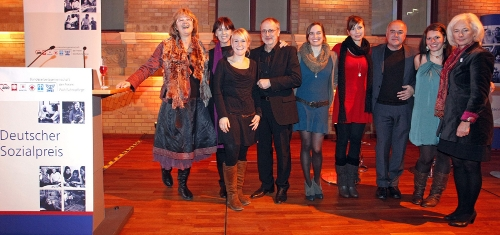 Deutscher Sozialpreis 2010