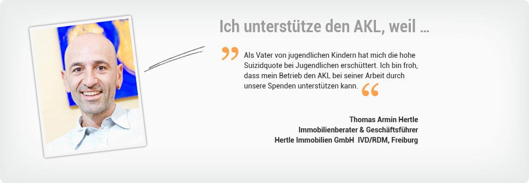 Thomas Armin Hertle
