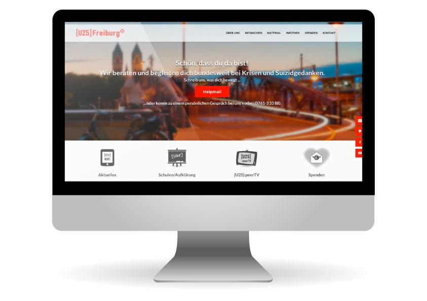 U25 Website
